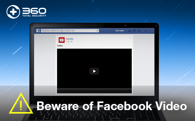 Beware of Facebook Video