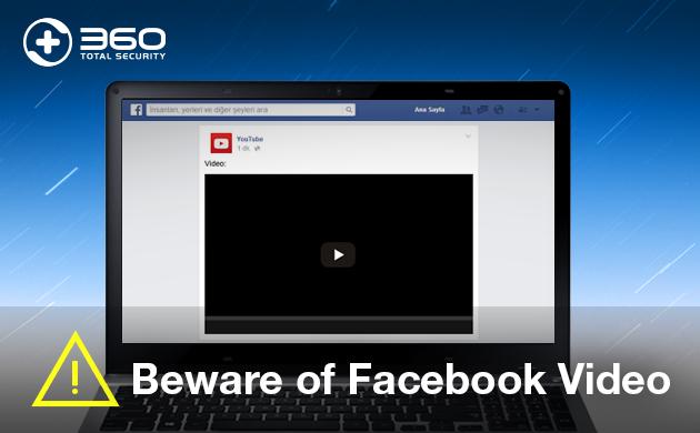 Beware of Facebook Video