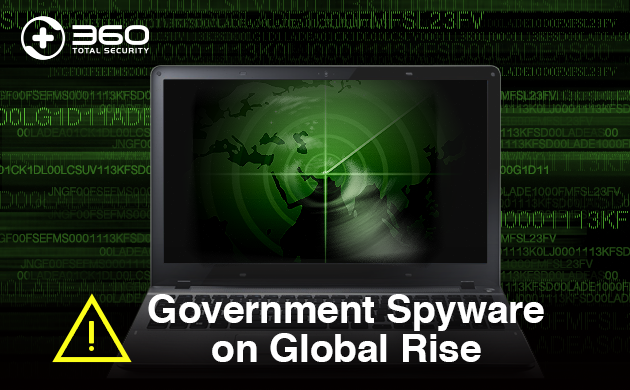 Government Spyware on Global Rise