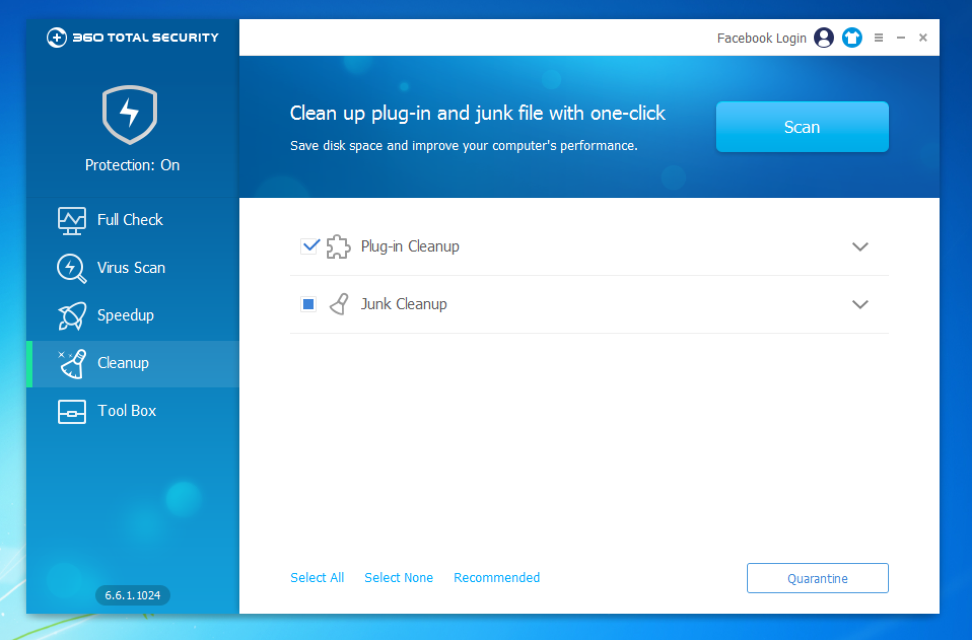 Clean up junk files and get more space | 360 Total Security Blog