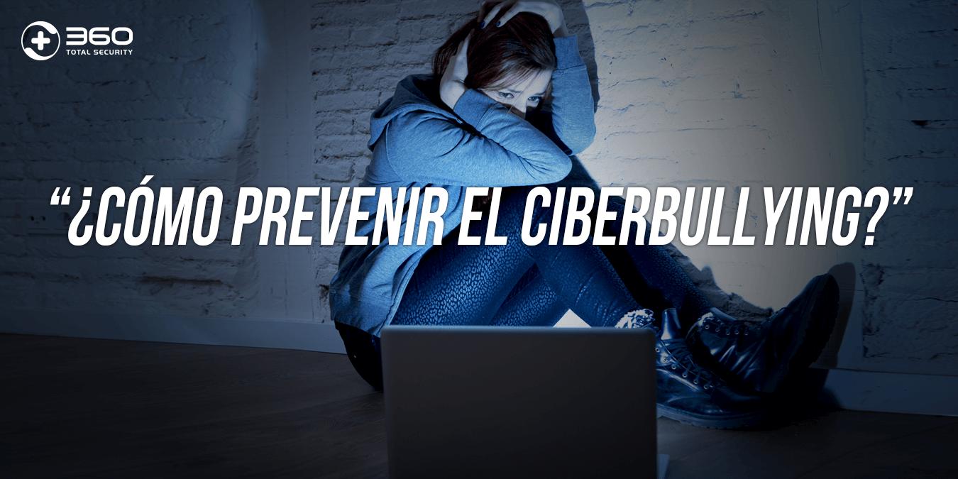 ¿Cómo prevenir el acoso online?