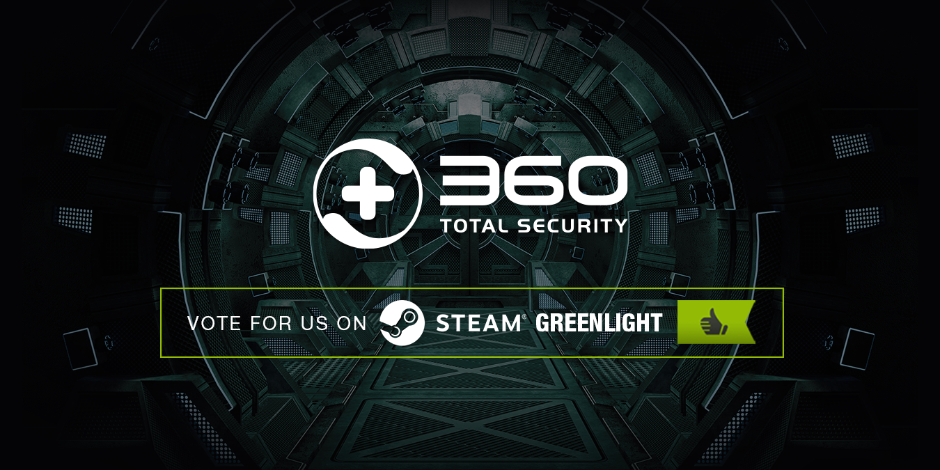 360 Total Security in Steam Greenlight