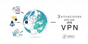3 situaciones en las que agradecerás usar una VPN