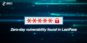 LastPass zero-day vulnerability