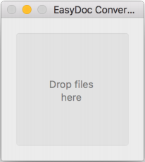 EasyDoc converter hides a malware targeting Mac users