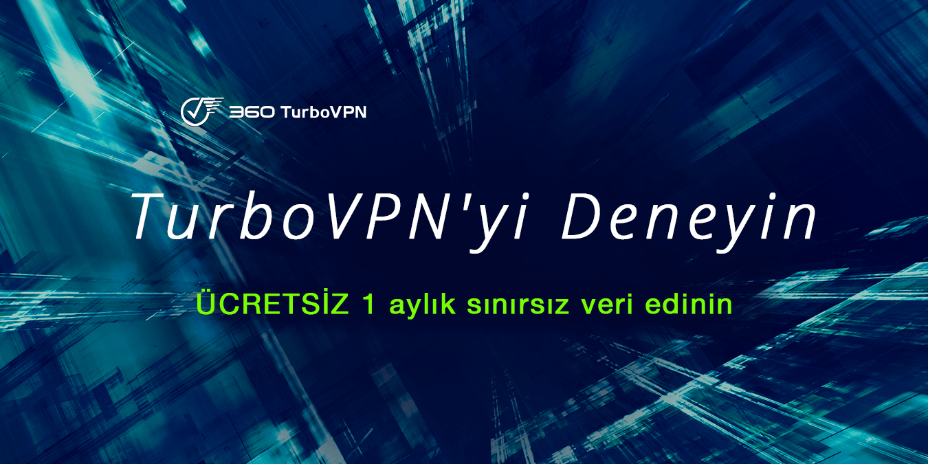 TurboVPN: 360 Total Security'den VPN