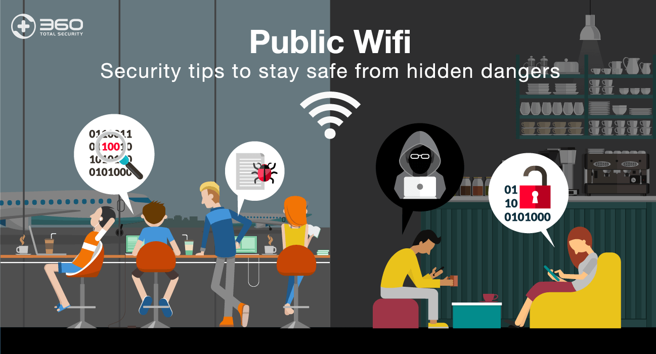 Public Wifi: Security tips to stay safe from hidden dangers