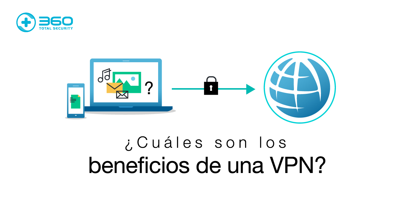 5 beneficios de usar una VPN