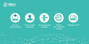 5 benefits of using VPN