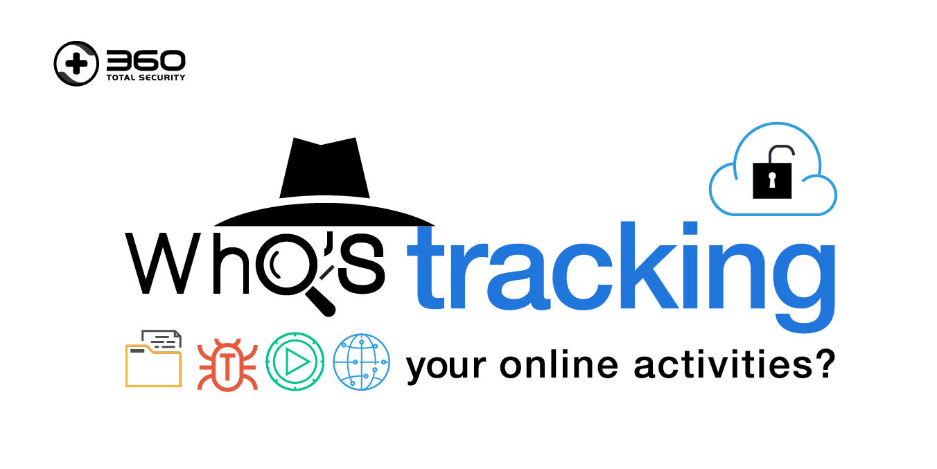 Keep your online privacy and stay away from anyone who's tracking your online activities