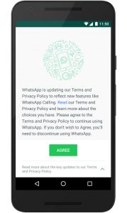 How to prevent Whatsapp to share your phone number with Facebook