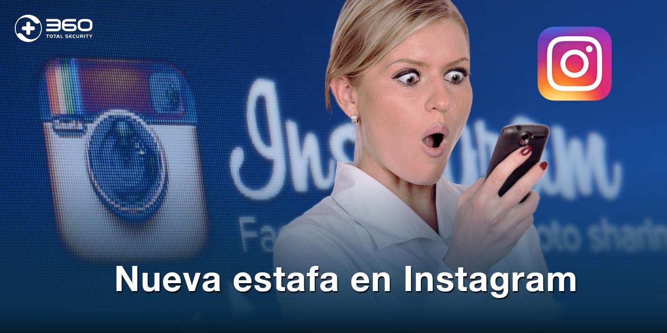 Instagram se ha convertido en terreno de juego para estafadores