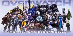 Los servidores de Blizzard han sufrido un ataque DDoS