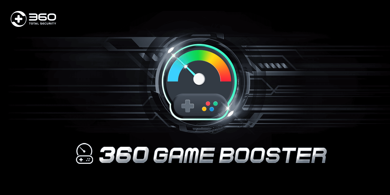360 Game Booster optimizes your PC for the best gaming