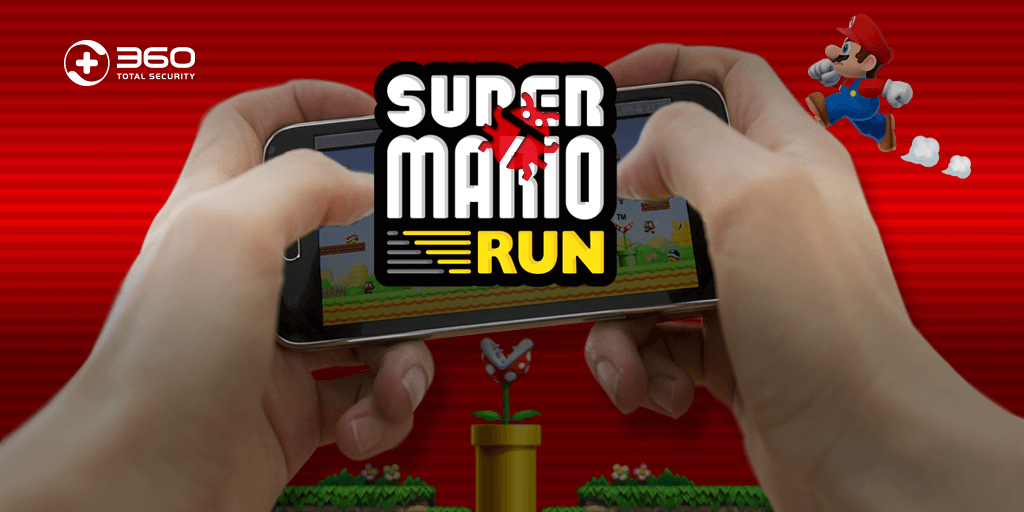 Beware! Super Mario Run APK installer may compromise your Android devices.