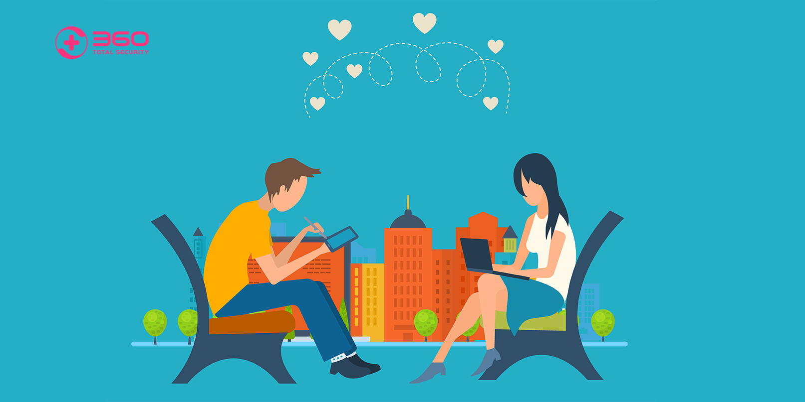 safe online dating on messaging apps