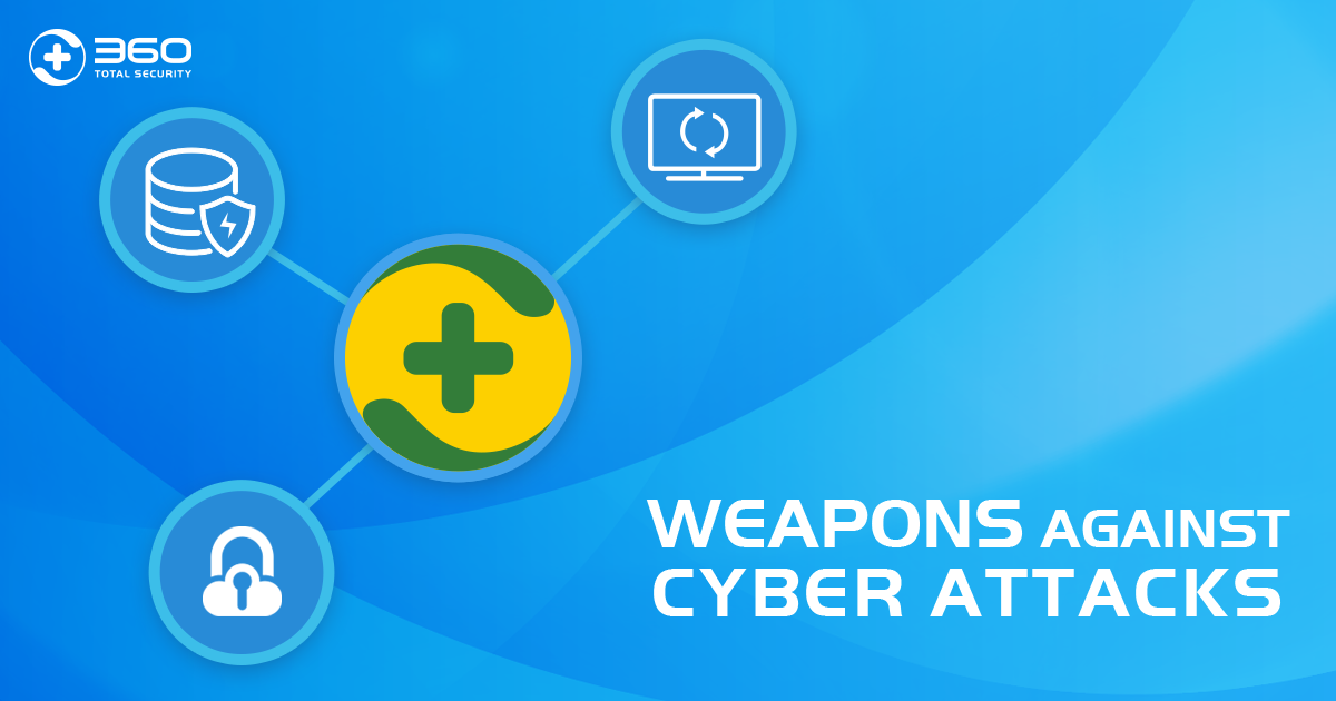 What weapons we use to fight against nonstop cyber attacks?