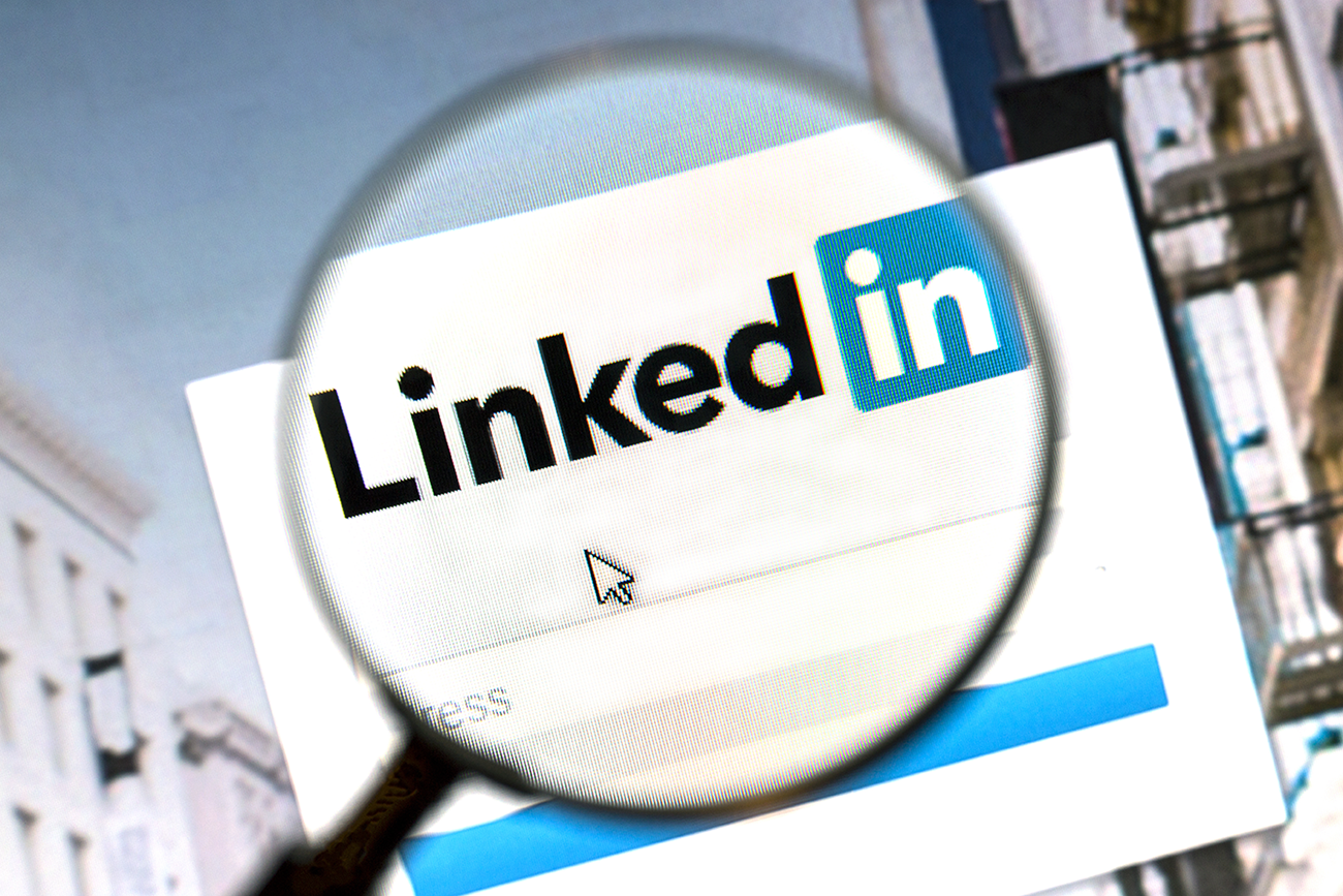 Don't fall for LinkedIn scams