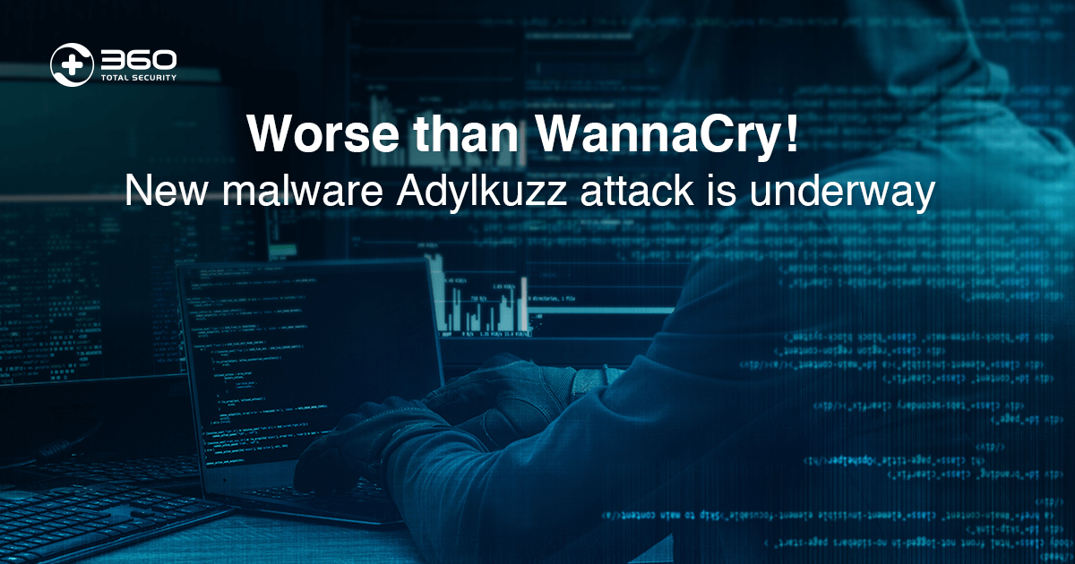 Another large-scale cyberattack happening - New malware Adylkuzz is taking away your computing power!