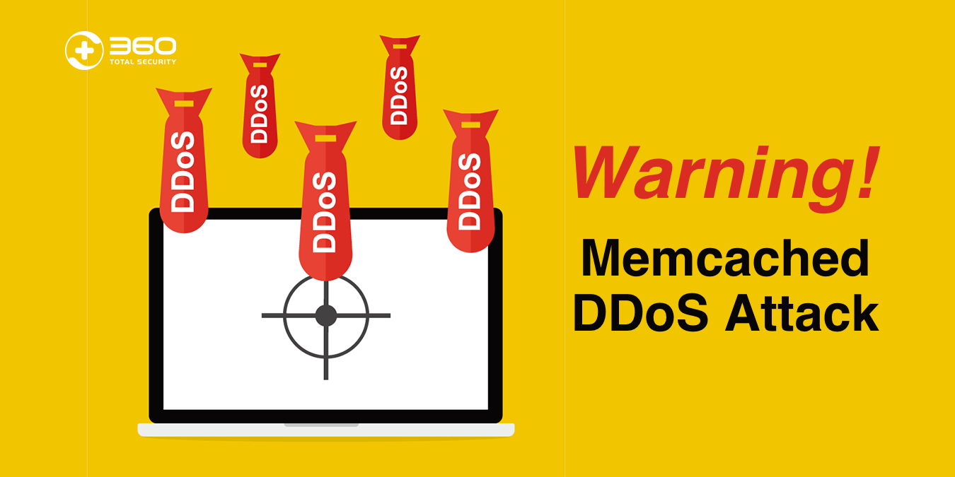 Memcached DDoS