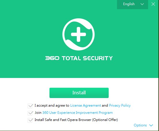 360 Total Security Install