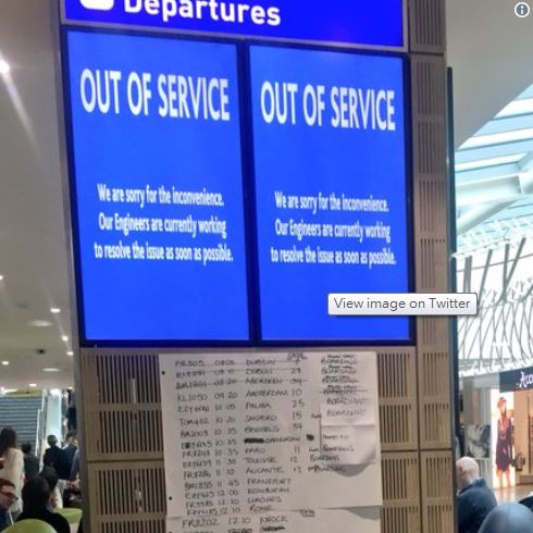 The ransomware attack disrupted Bristol Airport for 2 days