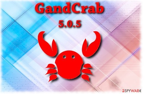 The new findings of GrandCrab ransomware V5.0.5