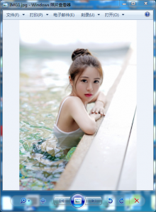 The picture sample