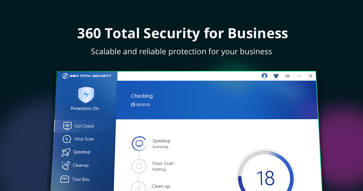 360 Total Security for Business | 360 Business