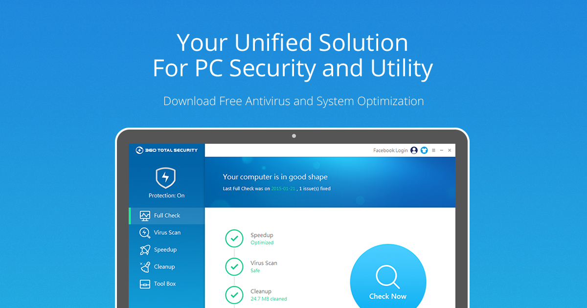 Top free antivirus download 360 security http://bit. Ly/1igrxpo.