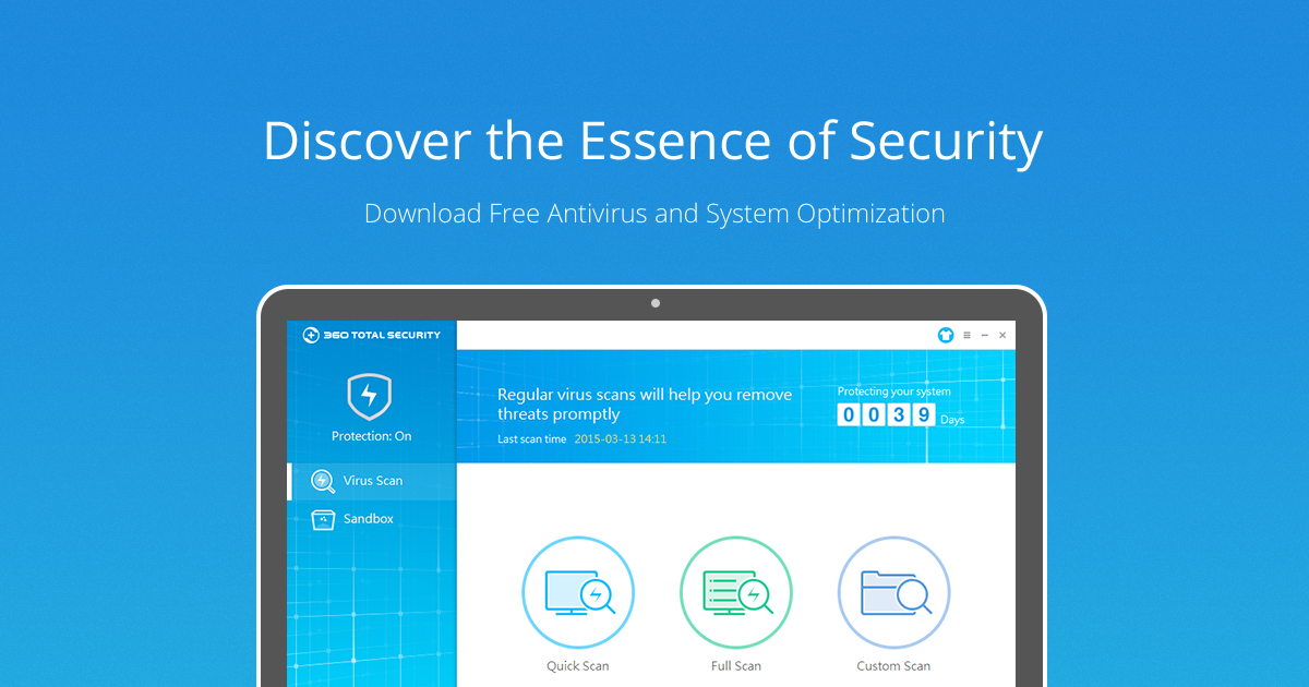 Free PC Protection & Internet Security Software | 360 Total