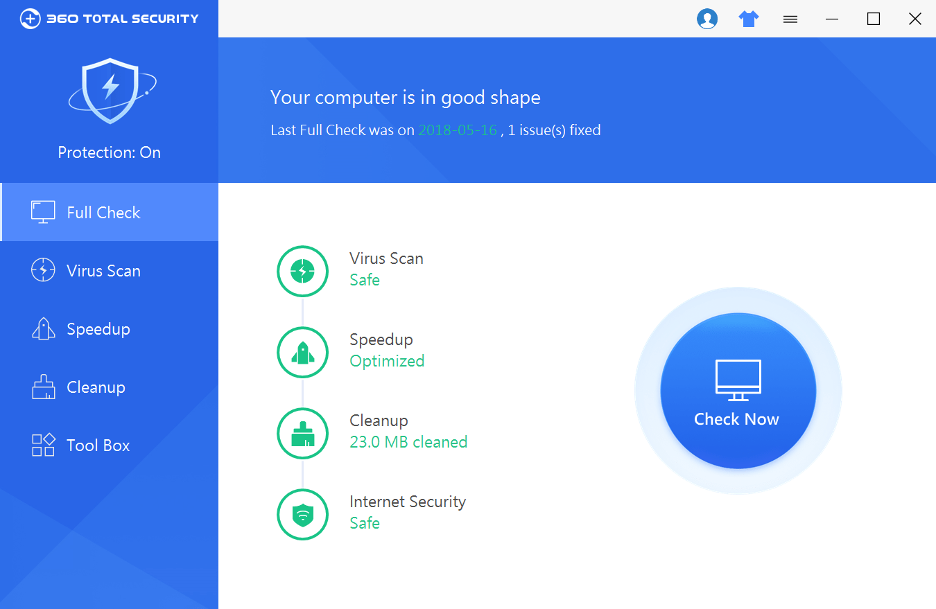 360 Total Security: Free Antivirus Protection | Virus Scan \u0026 Removal